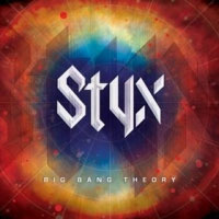 [Styx Big Bang Theory Album Cover]