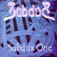 [Subdux CD COVER]