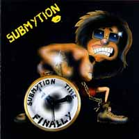 [Submytion Finally Album Cover]