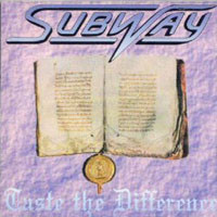 [Subway Taste The Difference Album Cover]