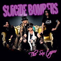 [Suicide Bombers The Sex Tapes Album Cover]