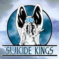 [Suicide Kings Supersonic Album Cover]