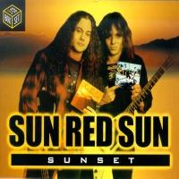 [Sun Red Sun Sun Set Album Cover]