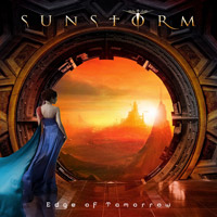 [Sunstorm Edge Of Tomorrow Album Cover]