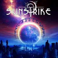 [Sunstrike Ready II Strike Album Cover]