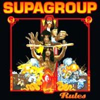 Supagroup Rules Album Cover