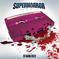 Superhorror Hit Mania Death Album Cover
