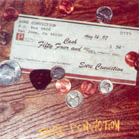 [Sure Conviction 54 and Change Album Cover]