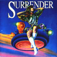 [Surrender Surrender Album Cover]