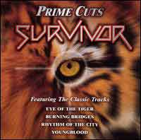 [Survivor Prime Cuts - Classics Tracks Album Cover]