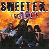 [Sweet F.A. Temptation Album Cover]