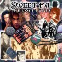 [Sweet F.A. The Lost Tapes Album Cover]
