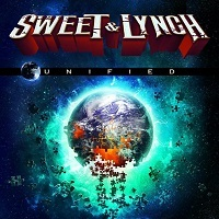 Sweet and Lynch Unified Album Cover