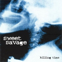 [Sweet Savage Killing Time Album Cover]
