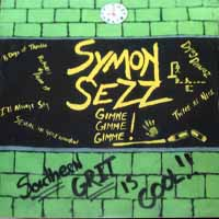 [Symon Sezz Southern Grit is Cool Album Cover]