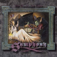 [Symphony X The Damnation Game Album Cover]