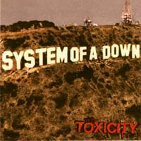 [System Of A Down  Toxicity Album Cover]