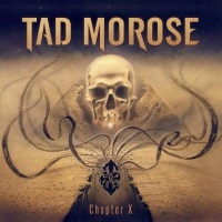 [Tad Morose Chapter X Album Cover]