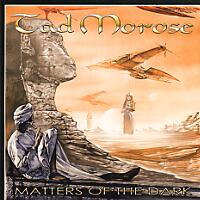 [Tad Morose Matters of the Dark Album Cover]