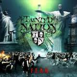 [Tainted Nation F.E.A.R Album Cover]