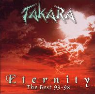 [Takara Eternity - The Best 93-98 Album Cover]