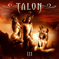 [Talon III Album Cover]