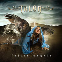 [Talon Fallen Angels Album Cover]