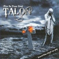 [Talon Fire In Your Soul Album Cover]