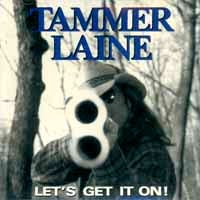 [Tammer Laine Let's Get It On! Album Cover]