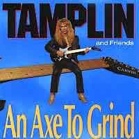 [Ken Tamplin An Axe to Grind Album Cover]