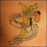 [Tang S'Dang Bigger Harder Album Cover]