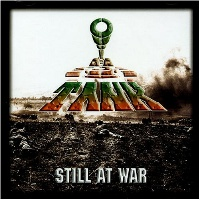 [Tank Still at War Album Cover]