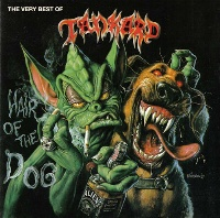 [Tankard Hair Of The Dog - The Very Best Of Tankard Album Cover]