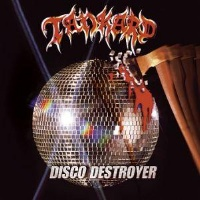 [Tankard Disco Destroyer Album Cover]