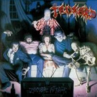 [Tankard Zombie Attack Album Cover]
