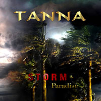 Tanna Storm in Paradise Album Cover