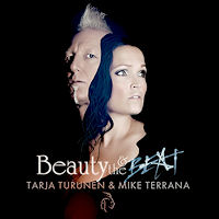 [Tarja Turunen and Mike Terrana Beauty and The Beat Album Cover]