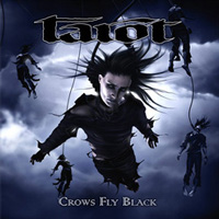 [Tarot Crows Fly Black Album Cover]