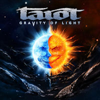 [Tarot Gravity Of Light Album Cover]