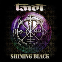 [Tarot Shining Black Album Cover]
