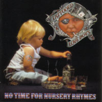 Tattooed Love Boys No Time for Nursery Rhymes Album Cover