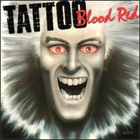 Tattoo Blood Red Album Cover