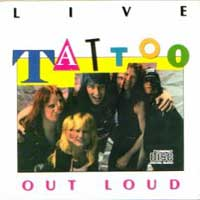[Tattoo Out Loud  Album Cover]