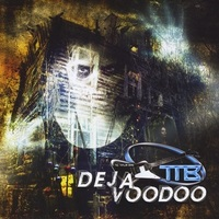[Taz Taylor Band Deja Voodoo Album Cover]