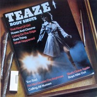 [Teaze Body Shots Album Cover]
