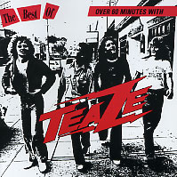 [Teaze The Best of Teaze Album Cover]