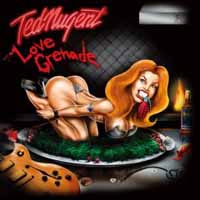 Ted Nugent Love Grenade Album Cover