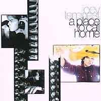 [Joey Tempest A Place to Call Home Album Cover]