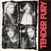 [Tender Fury Tender Fury Album Cover]