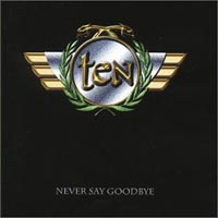 [Ten Never Say Goodbye Album Cover]